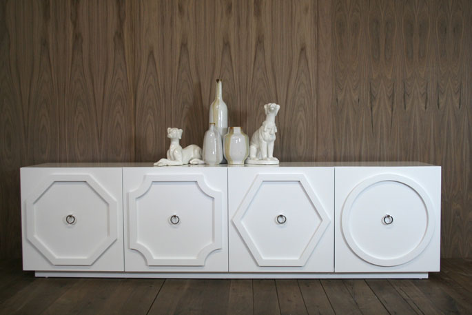 Mixed Up Credenza
