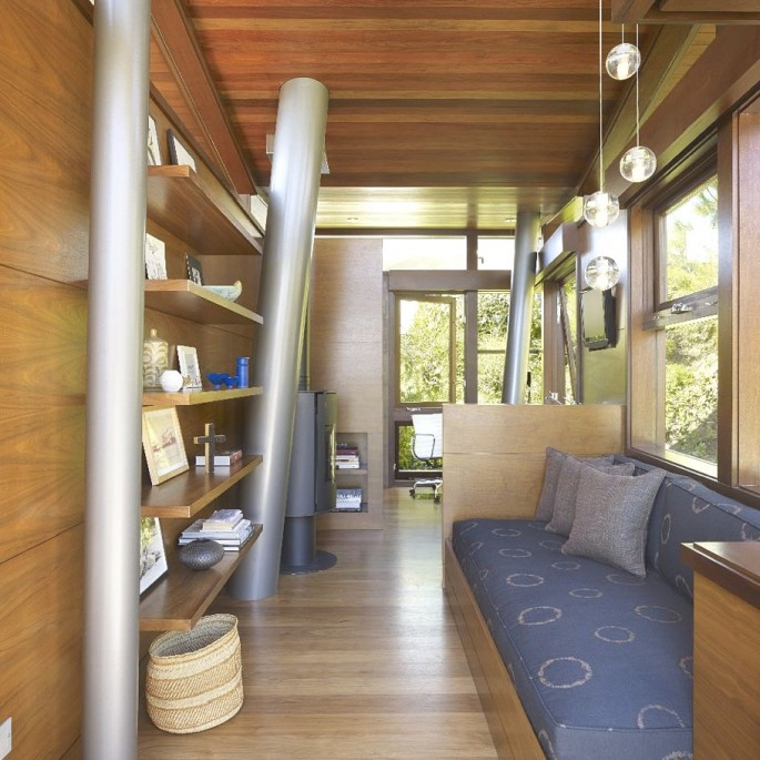Contemporary Banyon Treehouse California ModShop Style Blog - Contemporary banyon treehouse california