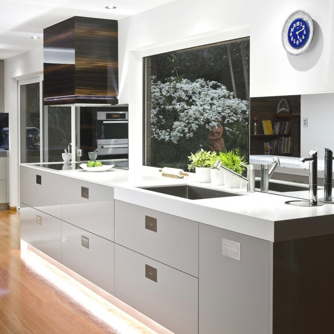 Contemporary Australian Kitchen Design Modshop Style Blog