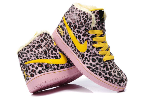 Air-Jordan-1-Olympic-Pack-Leopard-Pink-Yellow_2