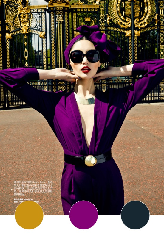 Zack-Zhang-for-Harpers-Bazaar_gold_fuschia_navy